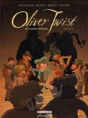 Couverture de l'album OLIVER TWIST Tome #2 Volume 2