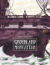 Couverture de l'album GROENLAND MANHATTAN Groenland Manhattan