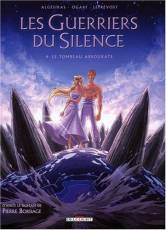 Couverture de l'album LES GUERRIERS DU SILENCE Tome #4 Le tombeau absourate