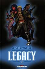 Couverture de l'album STAR WARS - LEGACY Tome #2 Question de confiance