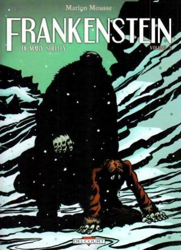 Couverture de l'album FRANKENSTEIN Tome #3 Volume 3
