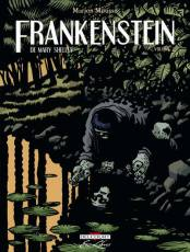 Couverture de l'album FRANKENSTEIN Tome #2 Volume 2