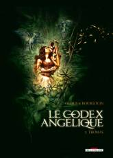 Couverture de l'album CODEX ANGELIQUE (LE) Tome #3 Thomas