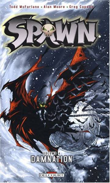 Couverture de l'album SPAWN Tome #4 Damnation