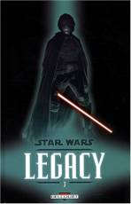 Couverture de l'album STAR WARS - LEGACY Tome #3 Les griffes du dragon