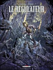 Couverture de l'album REGULATEUR (LE) Tome #5 Cordelia
