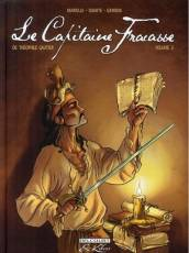 Couverture de l'album CAPITAINE FRACASSE (LE) Tome #2 Volume 2