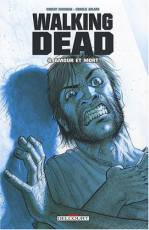 Couverture de l'album WALKING DEAD Tome #4 Amour et Mort
