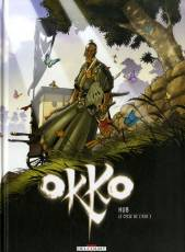 Couverture de l'album OKKO Tome #5 1/2 Le cycle de l'air