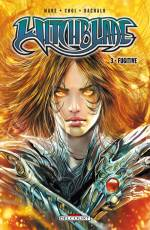 Couverture de l'album WITCHBLADE Tome #3 Fugitive