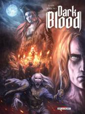 Couverture de l'album DARK BLOOD Tome #1 Icare