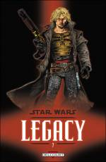 Couverture de l'album STAR WARS - LEGACY Tome #7 Tatooine