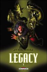 Couverture de l'album STAR WARS - LEGACY Tome #8 Monstre