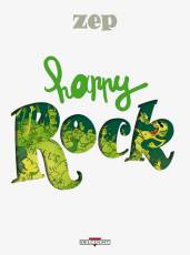 Couverture de l'album HAPPY ROCK Happy Rock
