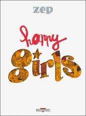 Couverture de l'album HAPPY GIRLS Happy Girls
