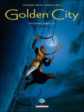Couverture de l'album GOLDEN CITY Intégrale - tome 4 à 6