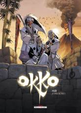 Couverture de l'album OKKO Tome #7 1/2 Le Cycle du feu