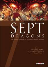 Couverture de l'album SEPT - SAISON 2 Tome #5 Sept dragons
