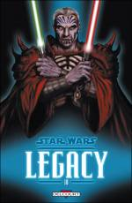 Couverture de l'album STAR WARS - LEGACY Tome #10 Guerre totale