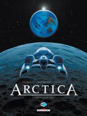 Couverture de l'album ARCTICA Tome #5 Destination Terre