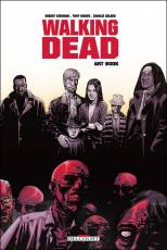Couverture de l'album WALKING DEAD Art book