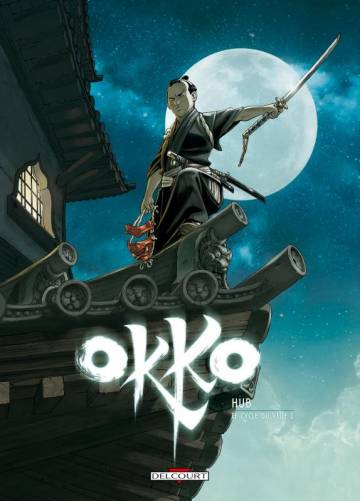 Couverture de l'album OKKO Tome #9 Le Cycle du Vide I