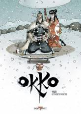 Couverture de l'album OKKO Tome #10 Le Cycle du Vide II
