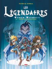 Couverture de l'album LES LEGENDAIRES Tome #19 World Without : Artemus le Legendaire