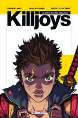 Couverture de l'album KILLJOYS Killjoys