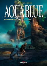 Couverture de l'album AQUABLUE Tome #16 Rakahanga !