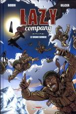 Couverture de l'album LAZY COMPANY Le grand sombre