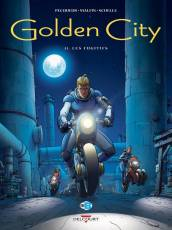Couverture de l'album GOLDEN CITY Tome #11 Les Fugitifs