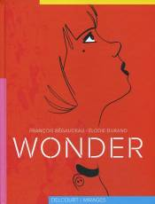 Couverture de l'album WONDER Wonder