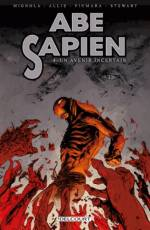 Couverture de l'album ABE SAPIEN  (VF) Tome #4 Un Avenir Incertain