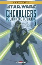 Couverture de l'album STAR WARS (LEGENDES) : CHEVALIERS DE L'ANCIENNE REPUBLIQUE Tome #1 Tome 1 - Nouvelle édition
