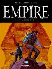 Couverture de l'album EMPIRE Tome #4 Le Sculpteur de Chair
