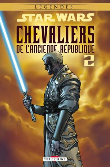 Couverture de l'album STAR WARS (LEGENDES) : CHEVALIERS DE L'ANCIENNE REPUBLIQUE Tome #2 Tome 2