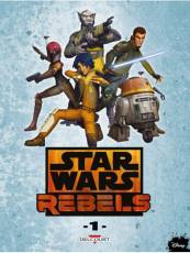 Couverture de l'album STAR WARS REBELS Tome #1 Tome 1