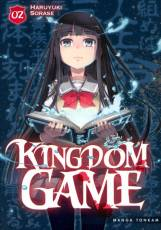 Couverture de l'album KINGDOM GAME Tome #2 Volume 2