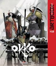 Couverture de l'album OKKO Artbook - 10 ans de dessins