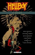 Couverture de l'album HELLBOY Tome #15 Hellboy au Mexique