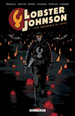 Couverture de l'album LOBSTER JOHNSON (VF) Tome #3 Une fragrance de Lotus