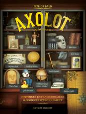 Couverture de l'album AXOLOT Tome #3 Volume 3