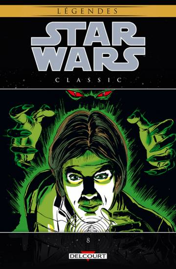 Couverture de l'album STAR WARS CLASSIC Tome #8 Volume 8