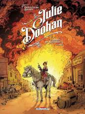 Couverture de l'album JULIE DOOHAN Tome #1 Spirit of Bourbon