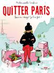 Couverture de l'album QUITTER PARIS Quitter Paris