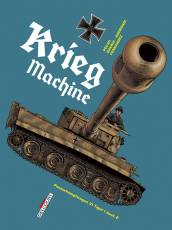 Couverture de l'album KRIEG MACHINE Krieg Machine