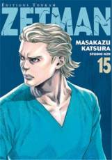 Couverture de l'album ZETMAN Tome #15 Volume 15