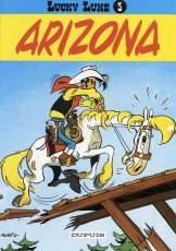 Couverture de l'album LUCKY LUKE Tome #3 Arizona