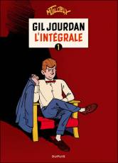 Couverture de l'album GIL JOURDAN Tome #1 L'integrale 1956- 1960